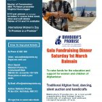 Gala Fundraising Dinner – Mahboba's Promise